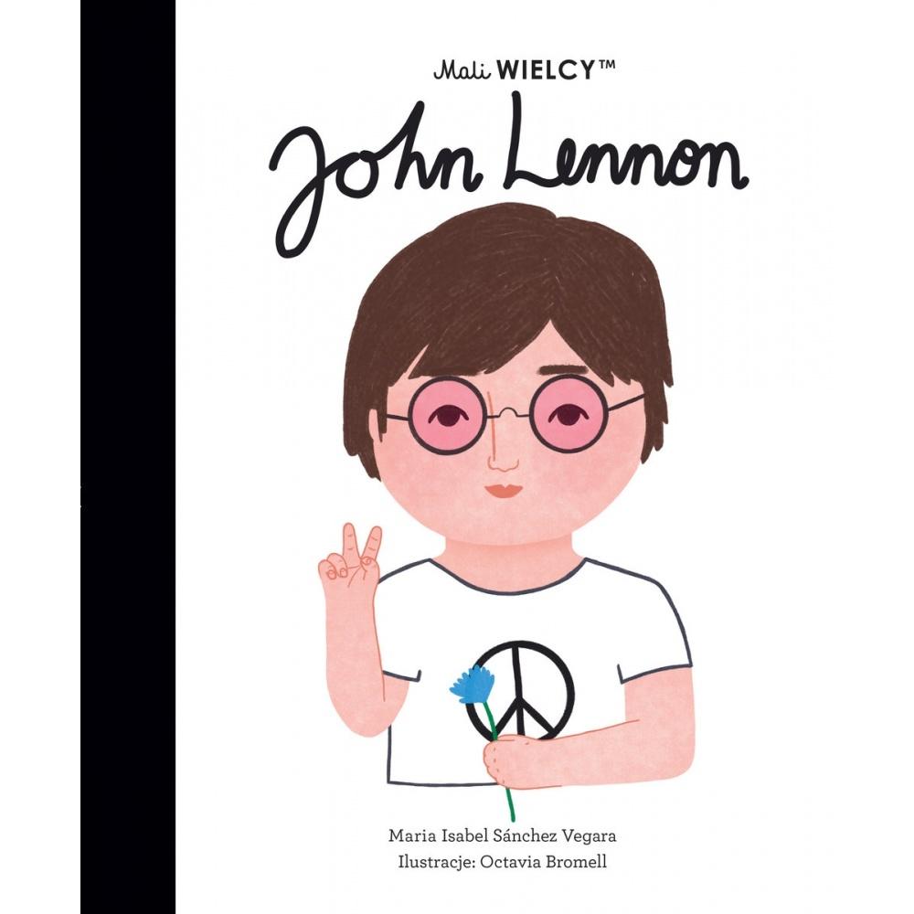 Mali WIELCY. John Lennon SMART BOOKS