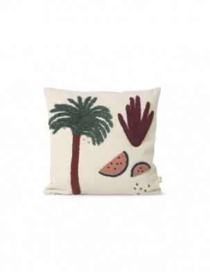 Poduszka dekoracyjna Palm Cushion NATURAL FERM LIVING