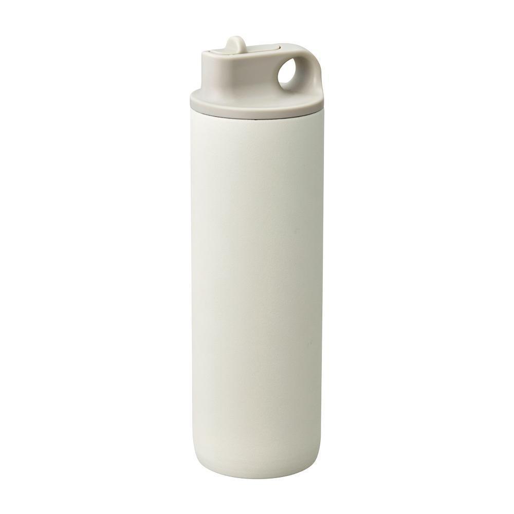 BIDON ACTIVE TUMBLER 800ml WHITE KINTO