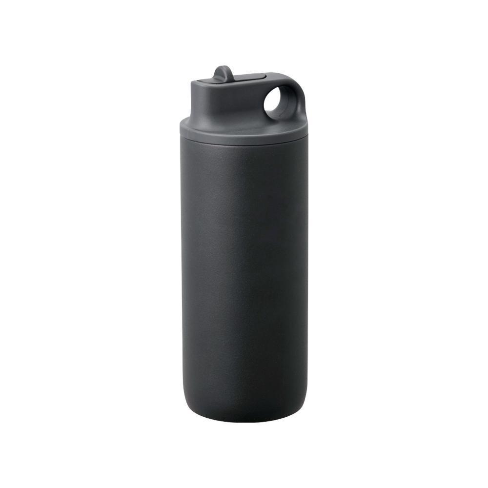 BIDON ACTIVE TUMBLER 600ml BLACK KINTO