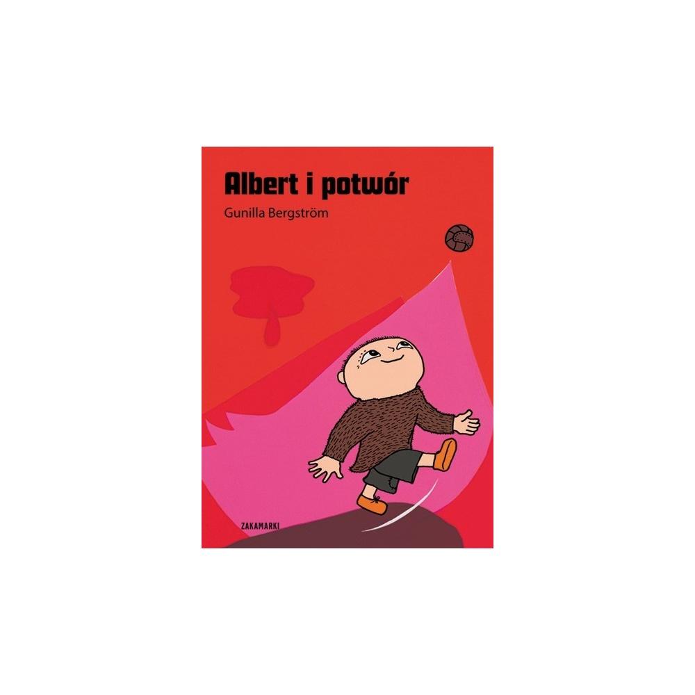 Albert i potwór Wydawnictwo Zakamarki