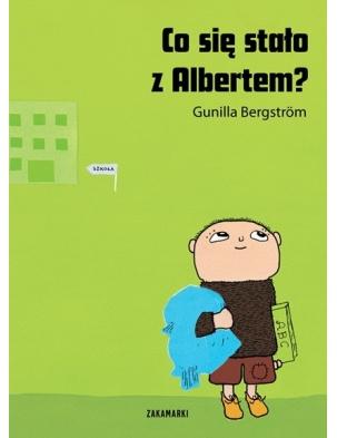 Co się stało z Albertem? Wydawnictwo Zakamarki