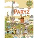 Paryż, znam to miasto Wydawnictwo Zakamarki