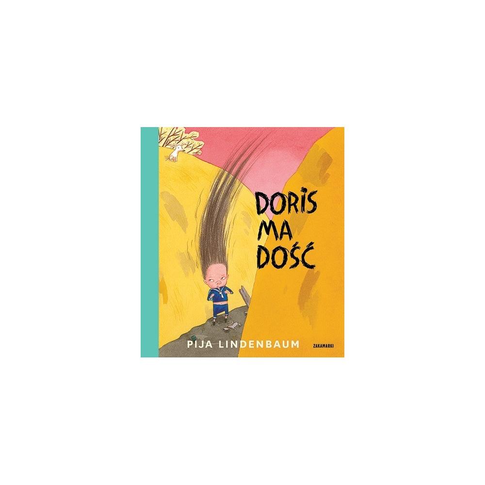 Doris ma dość Wydawnictwo Zakamarki
