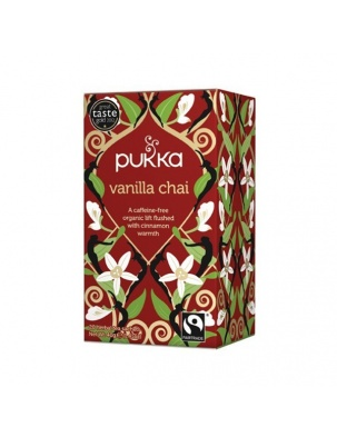 Vanilla Chai 20 saszetek Pukka