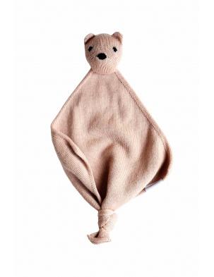 Przytulanka Teddy Tokki blush Hvid