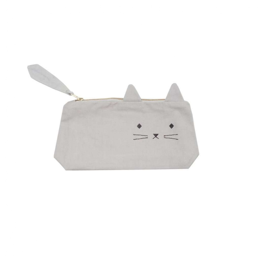 Piórnik Cuddly cat Fabelab
