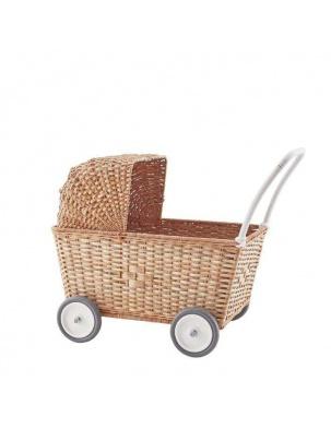 Wózek STROLLEY NATURAL Olli Ella