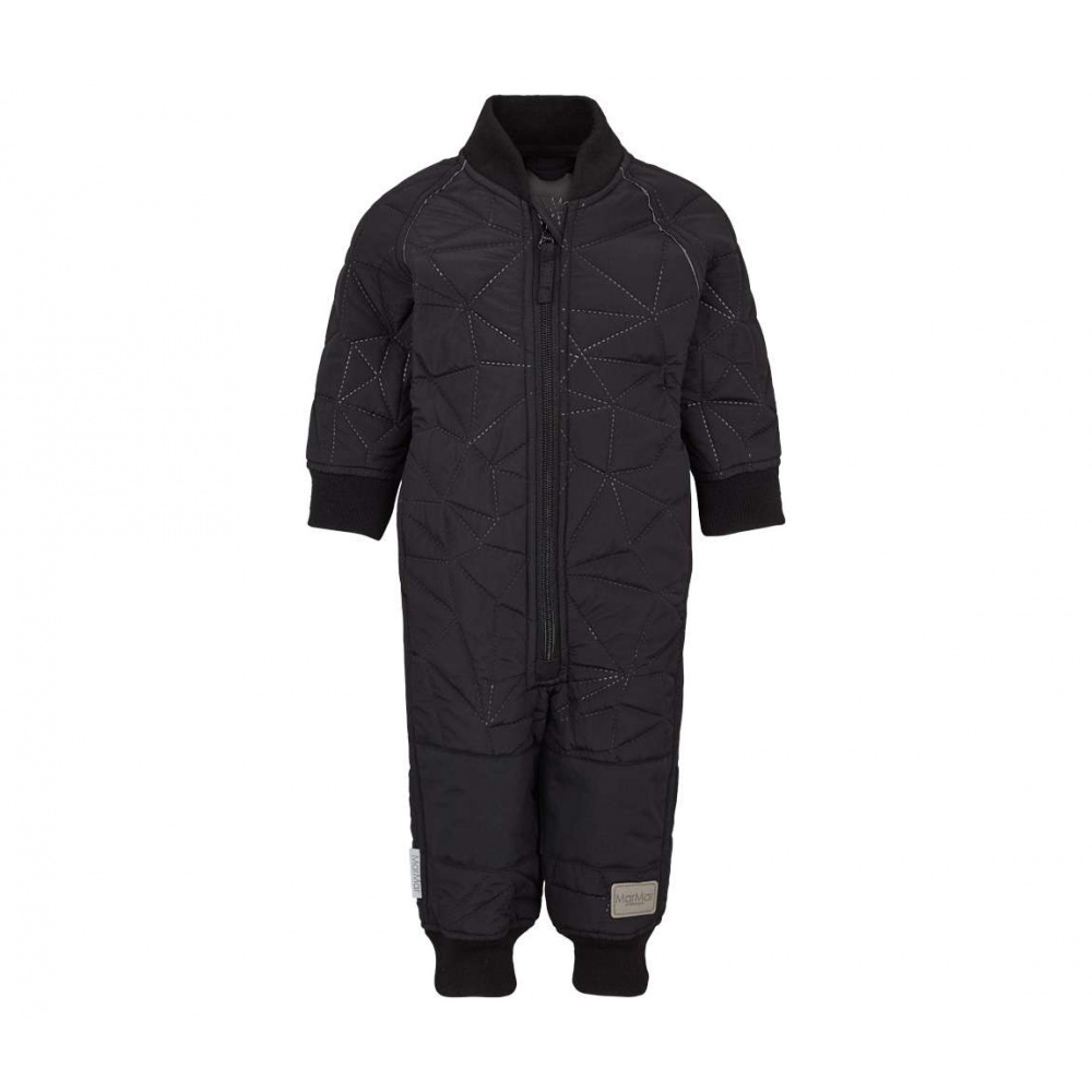 Kombinezon Oz Thermo Suit Black MarMar