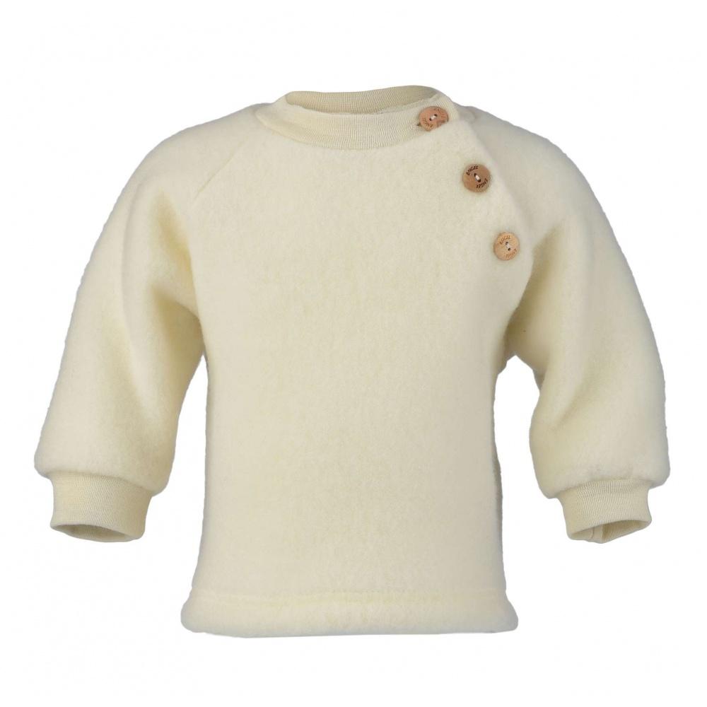 Sweterek natural, wełna, Engel