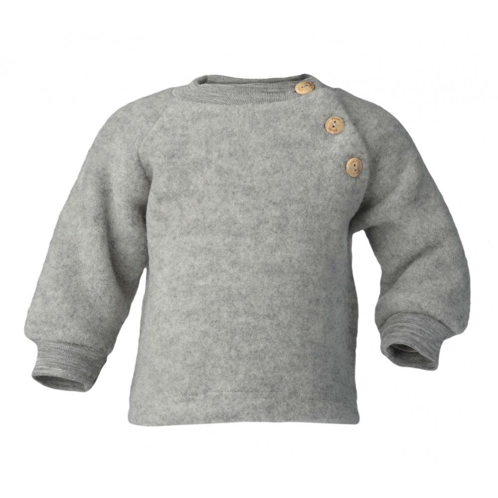 Sweterek grey, wełna, Engel