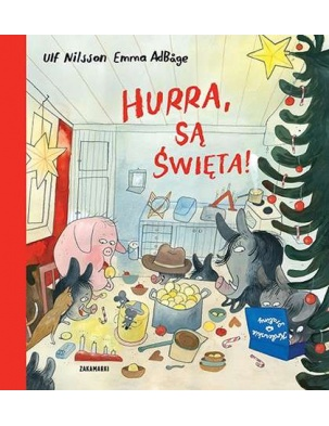 Hurra, są Święta! Wydawnictwo Zakamarki