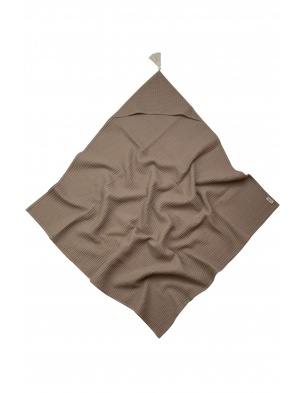 Ręcznik wafelkowy z kapturkiem lille
