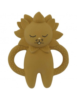 GRYZAK TEETH SOOTHER LION KONGES SLOJD