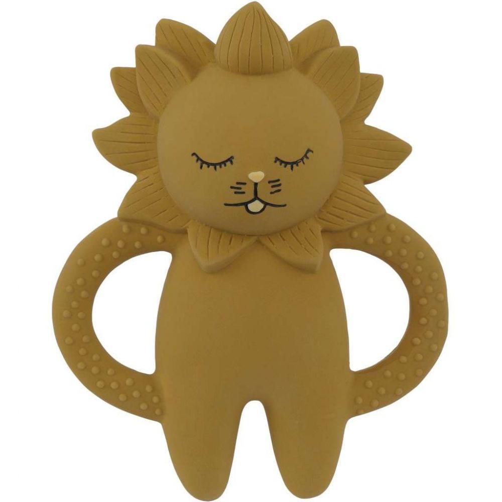 GRYZAK TEETH SOOTHER LION KONGES SLOJD