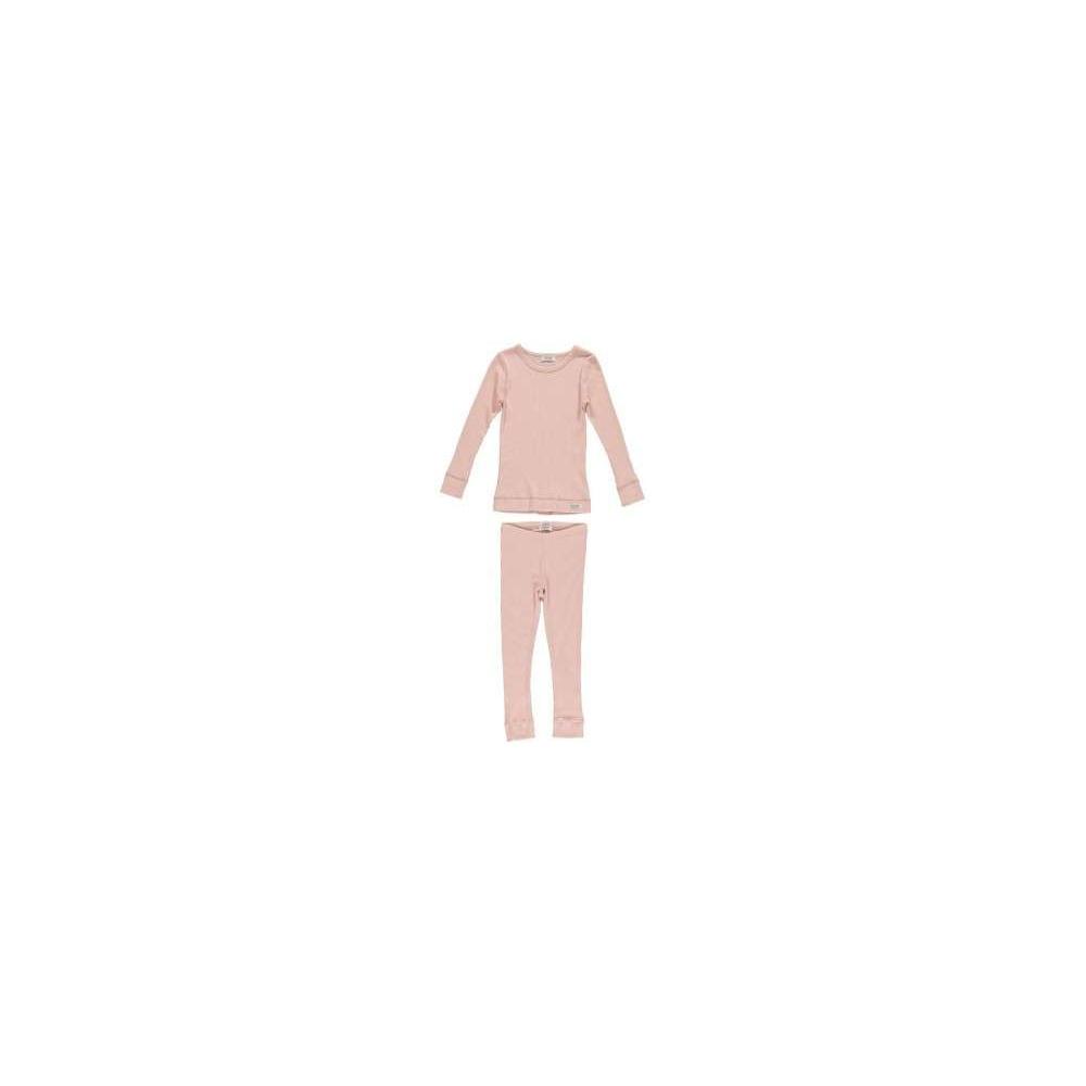 Piżama prążkowana Rose MarMar