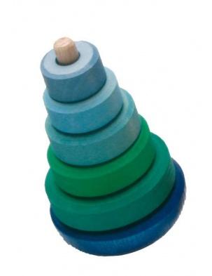 Mała niebieska wieża, 1+, Grimm's
