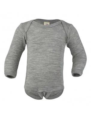 Body, wełna i jedwab, grey Engel