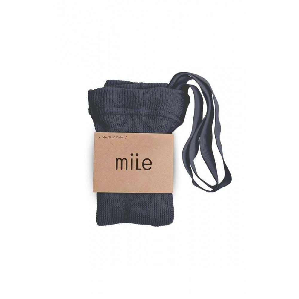 Rajstopy z szelkami Jasnoniebieski Mile