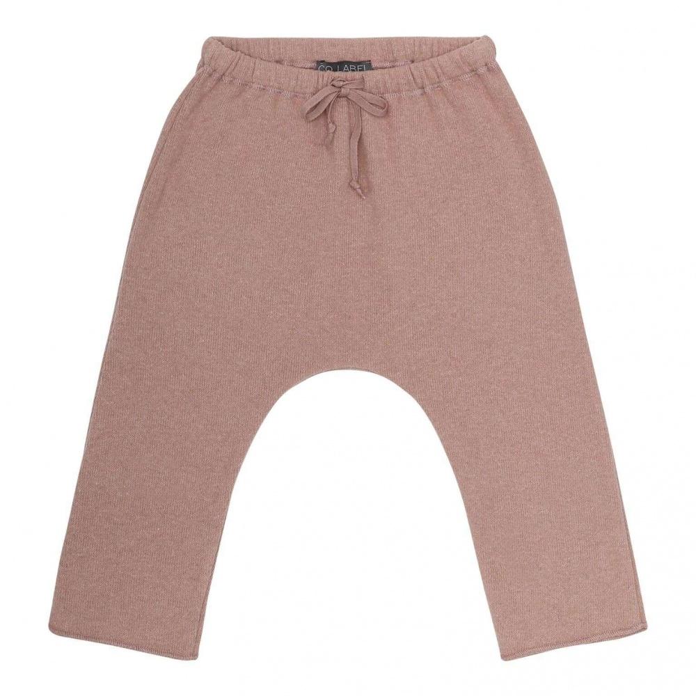Spodnie Left-over Mellow Old Rose CO LABEL