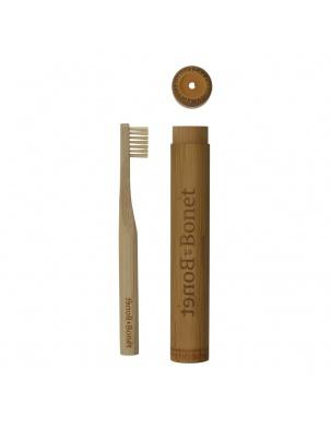 Bambusowa szczoteczka do zębów dla dzieci Bonet et Bonet