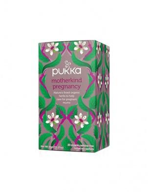 Herbata Pukka Motherkind Pregnancy 20 saszetek Pukka