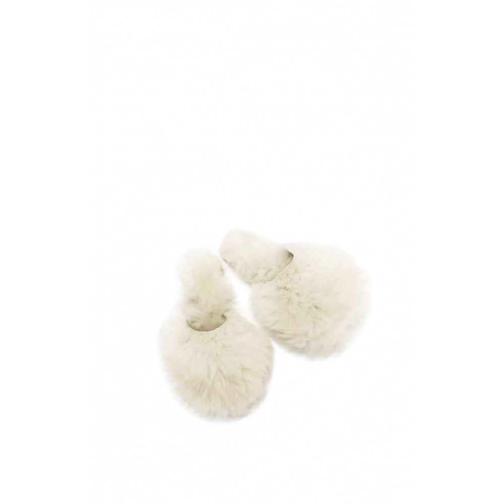KAPCIE Woolen Slippers no. 2 ROBOTY RĘCZNE