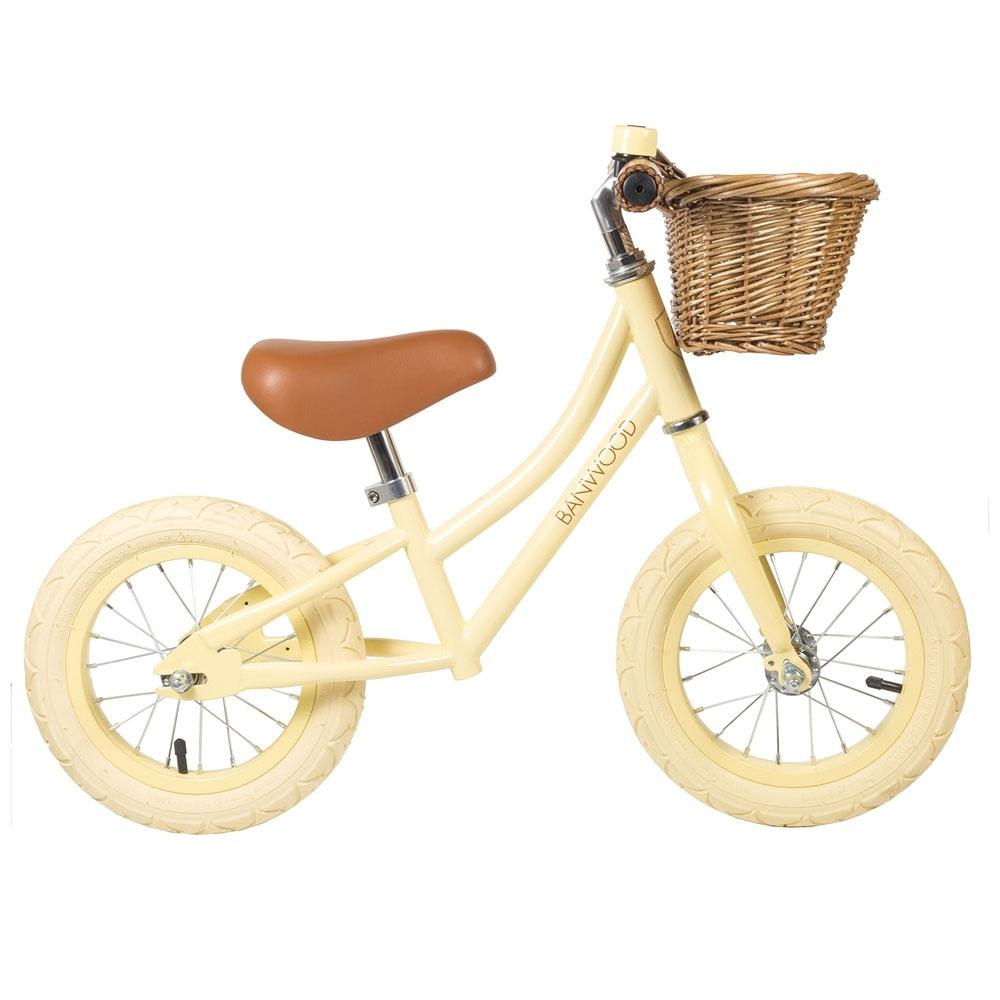Rowerek biegowy vanilla FIRST GO! BANWOOD
