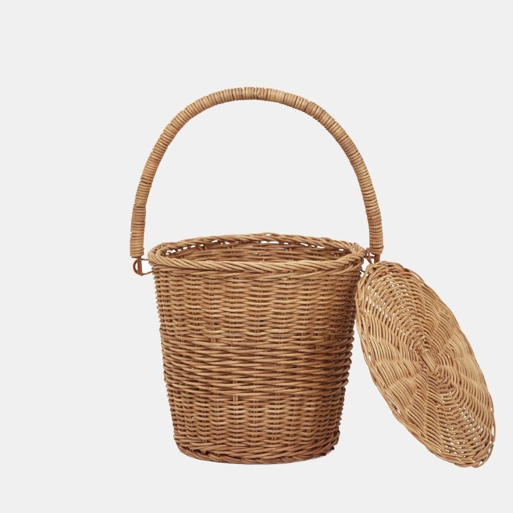 Kosz Apple Basket Natural Olli ella