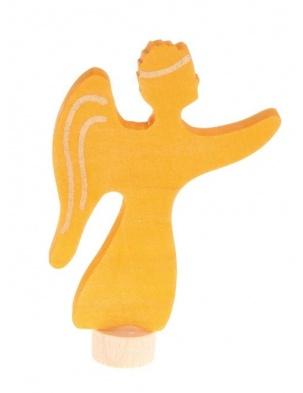 Drewniana figurka aniołek Grimm's