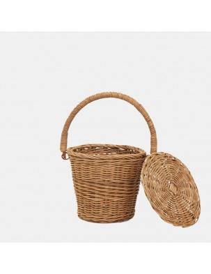Kosz Little Apple Basket Natural Olli ella