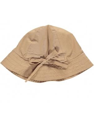 Bawełniany kapelusz Alba Caramel MarMar