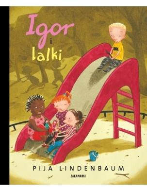 Igor i lalki Wydawnictwo Zakamarki