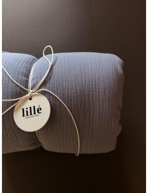 Pościel muślinowa z wypełnieniem basic lille
