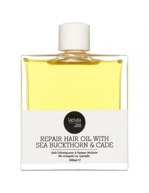 Regenerujący olejek do włosów laouta
