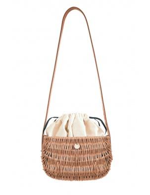 Ladybag Wicker Basket no.2 ROBOTY RĘCZNE