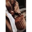 Ladybag Wicker Basket no.6 ROBOTY RĘCZNE