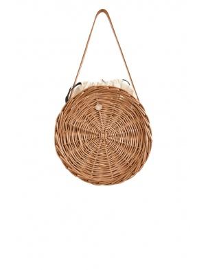 Ladybag Wicker Basket no.4 ROBOTY RĘCZNE