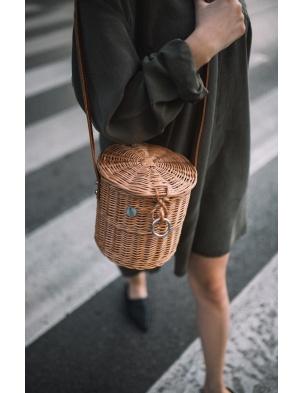 Wicker Boy Basket ROBOTY RĘCZNE