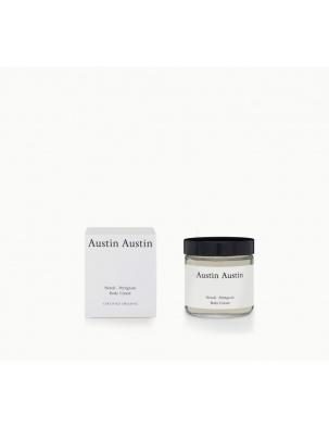 Neroli & Petitgrain Body Cream 120ml AUSTIN AUSTIN ORGANIC