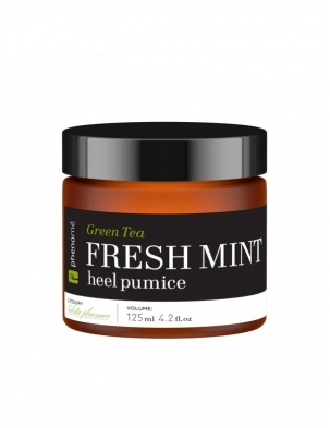 Peeling do stóp FRESH MINT heel pumice 125 ml Phenome