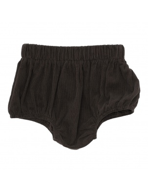 Bloomersy Courduroy Bloomers Dark brown Bonet et Bonet