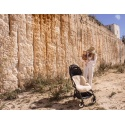 Wkładka do wózka/fotelika/kosza mojżesza ze skóry owczej  MILK BINIBAMBA