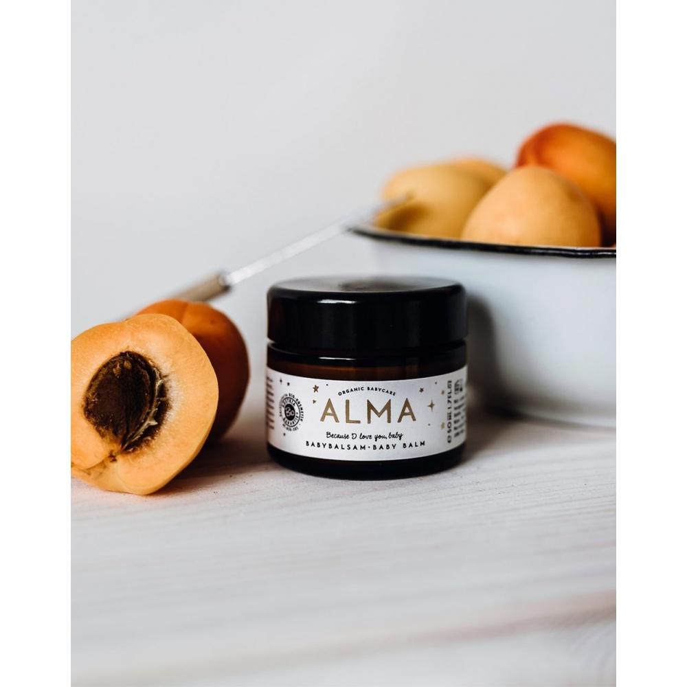 KREM OCHRONNY BABY BALM 50 ML Alma Babycare