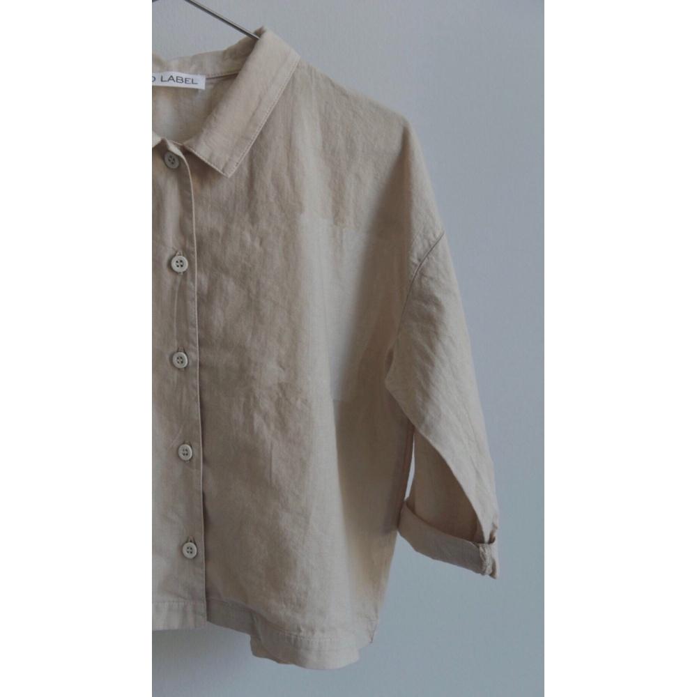 Koszula BOXY SHIRT SAND CO LABEL