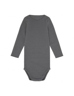 BAWEŁNIANE BODY BOBBIE GREY CO LABEL