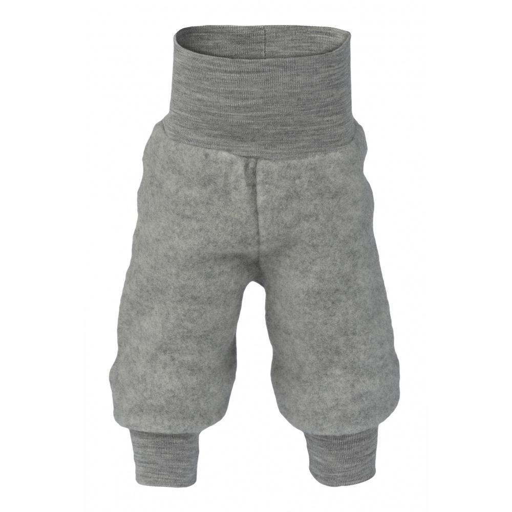 PRZEDSPRZEDAŻ Spodnie z wełny merino grey malnage Engel