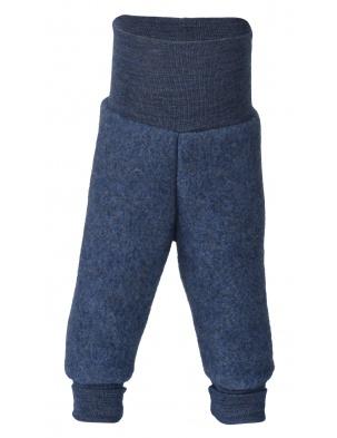 PRZEDSPRZEDAŻ Spodnie z wełny merino blue malange Engel