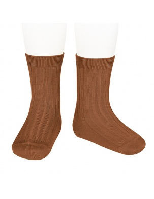Skarpetki BASIC WIDE RIB SHORT SOCKS OXIDE Condor