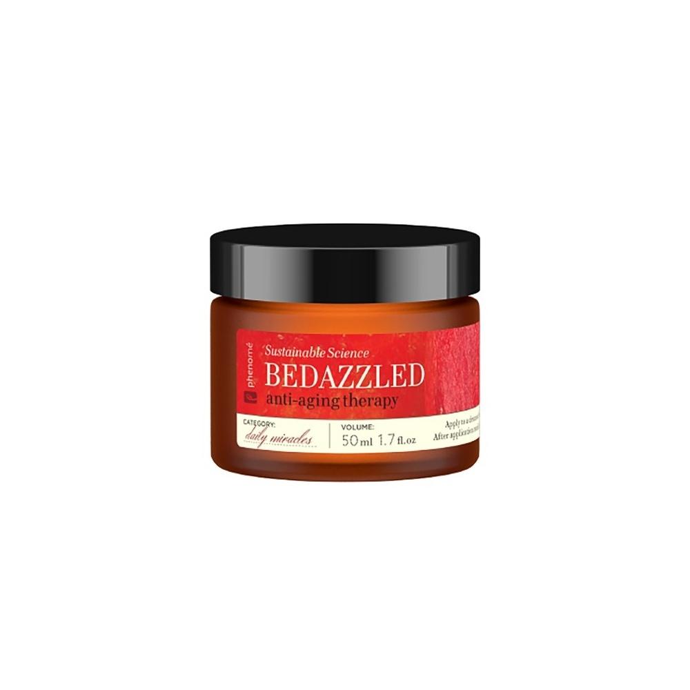 Krem odżywczo-rozjaśniający na noc z witaminą C BEDAZZLED anti-aging therapy Phenome